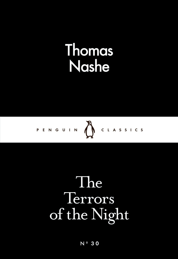 The Terrors of the Night by Thomas Nashe