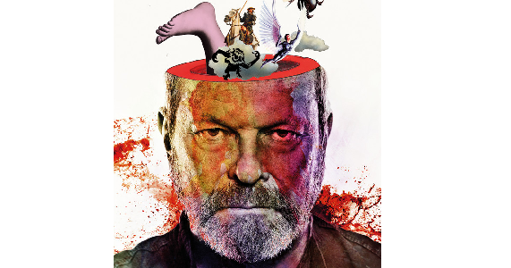 Inside the Head of Terry Gilliam